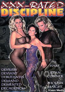 XXX-Rated Discipline Box Cover