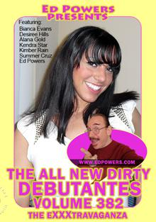 The All New Dirty Debutantes Volume 382