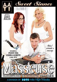 The Masseuse 6 Box Cover