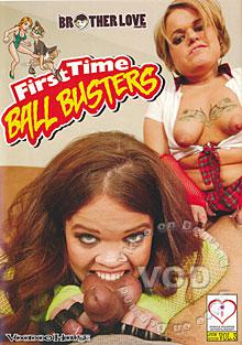 First Time Ball Busters Vol. 3