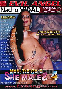 Monster Cock She-Males 4 (Disc 1)