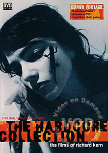 The Hardcore Collection - The Films Of Richard Kern (022891284727)