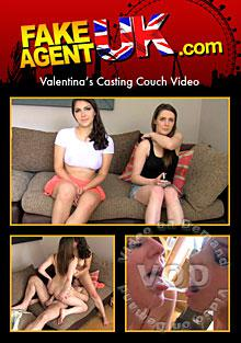 Fake Agent UK Presents - Valentina Box Cover