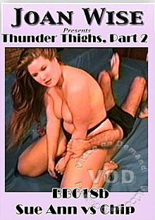 Thunder Thighs Part 2 Box Cover
