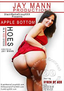 Apple Bottom Hoes In A Red Dress Box Cover