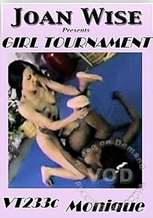 Girl Tournament Box Cover