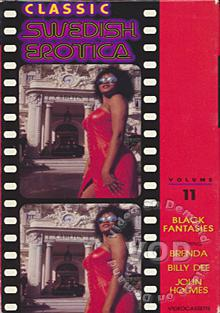 Swedish Erotica Volume 11: Black Fantasies Box Cover