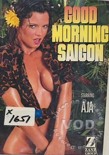 Good Morning Saigon Box Cover