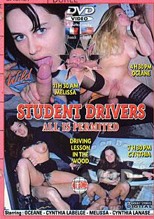 Student Drivers - All Is Permitted Box Cover