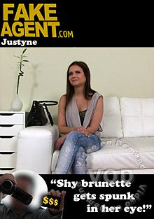 Fake Agent Presents - Justyne