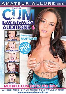 Cum Swallowing Auditions 6