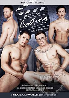 Next Door Casting Volume 2 Box Cover - Login to see Back