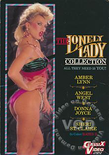 The Lonely Lady Collection Box Cover