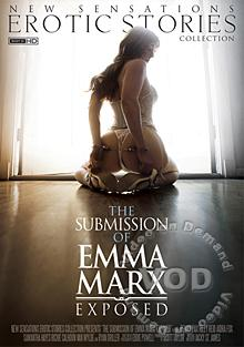 The Submission of Emma Marx - Exposed Box Cover