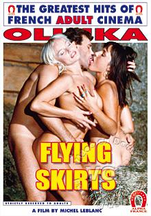 Flying Skirts (French Language) Box Cover