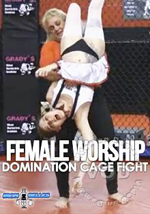 Fetish domination fight