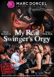 My Real Swingers Orgy (French)
