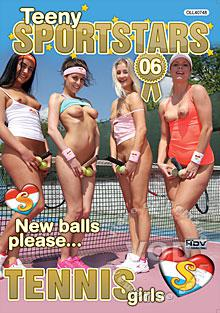 Teeny Sportstars 6 - Tennis Girls