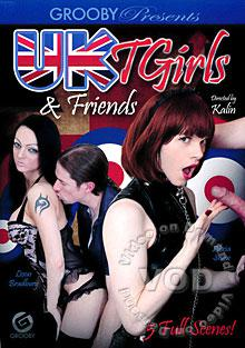 UK Tgirls & Friends Box Cover