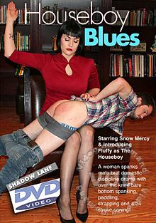 Houseboy Blues Box Cover