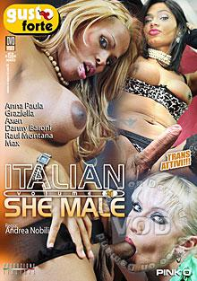 Italian Shemale Volume 36