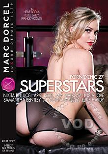 Pornochic 27 - Superstars (English) Box Cover