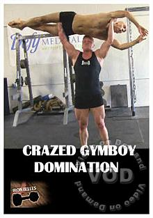 Crazed Gymboy Domination Box Cover