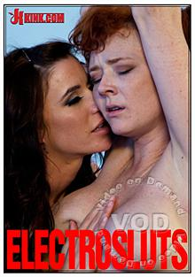 Electrosluts - Scene 4: Anal Queen Audrey Hollander Gets Bent To The Will Of The Beautiful Gia Dimarco Box Cover