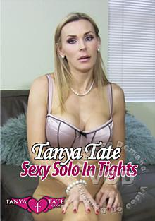 Tanya Tate - Sexy Solo In Tights