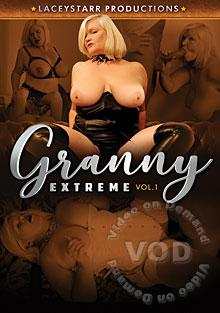 Granny Extreme Vol. 1 Box Cover