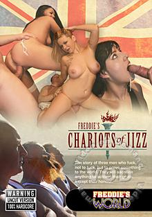 Freddies Chariots Of Jizz Box Cover