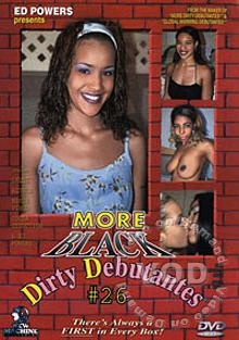 More Black Dirty Debutantes #26 Box Cover