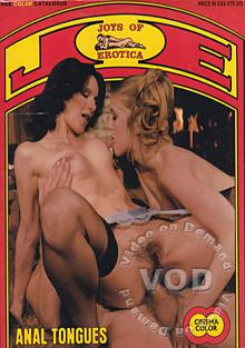 Joys Of Erotica 235 - Anal Tongues Box Cover