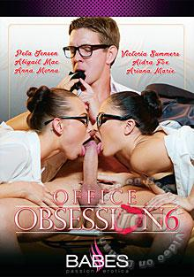 Office Obsession 6 Box Cover