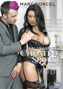41 Years Old, The Cheating Spouse (English)