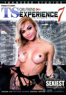 TS Girlfriend Experience 7 Box Cover