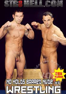 No Holds Barred Nude Wrestling Vol.43