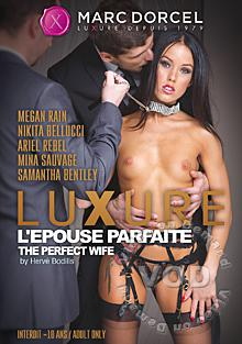 Luxure - The Perfect Wife (French) Box Cover