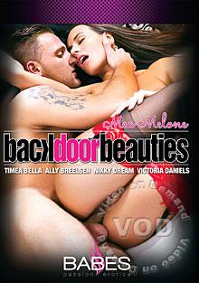 Backdoor Beauties Box Cover
