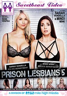 Prison Lesbians 5 Box Cover - Login to see Back
