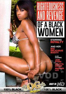 Righteousness And Revenge Of A Black Woman Box Cover