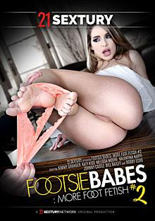 Footsie Babes 2: More Foot Fetish 2