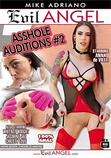 Asshole Auditions #2 Box Cover