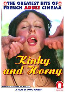 Kinky & Horny (French Language) Box Cover