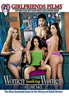 Women Seeking Women Volume 143 Box Cover