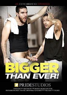 Bigger Than Ever Box Cover