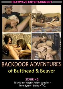 Backdoor Adventures Of Butthead And Beaver