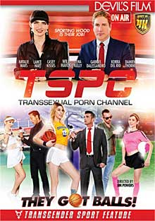 TSPC - Transsexual Porn Channel