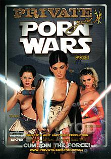 Porn Wars Episode II Box Cover