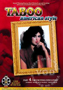 Taboo American Style Part 4 - The Exciting Conclusion Box Cover